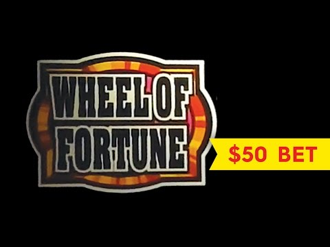 Wheel of Fortune Slot – Jackpot Handpay!