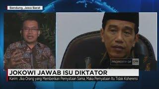 Video Jokowi: Presiden 'Ndeso' atau Diktator? MP3, 3GP, MP4, WEBM, AVI, FLV Desember 2017