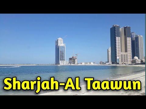 Sharjah Al Taawun | Al Taawun St Sharjah - United Arab Emirates | Pradeep Sharma Vlog