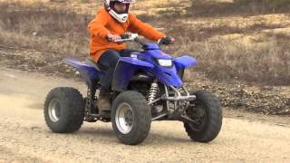 3. yamaha blaster top speed runs