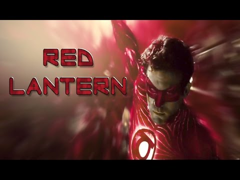 Red Lantern Corps | Green Lantern Edited/Review