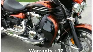 7. 2010 Yamaha Stratoliner Deluxe - motorbike