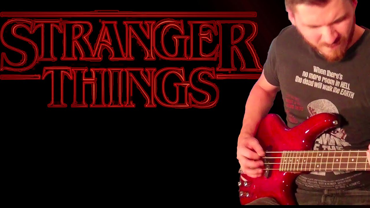 """Stranger Things"" Intro Theme (Metalized) - Artificial Fear"