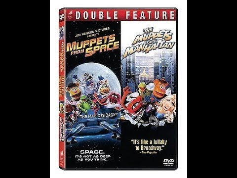 Opening To The Muppets Take Manhattan 2001 DVD (2006 Reprint)