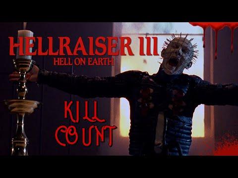 Hellraiser 3 (1992) - Kill Count S05 - Death Central