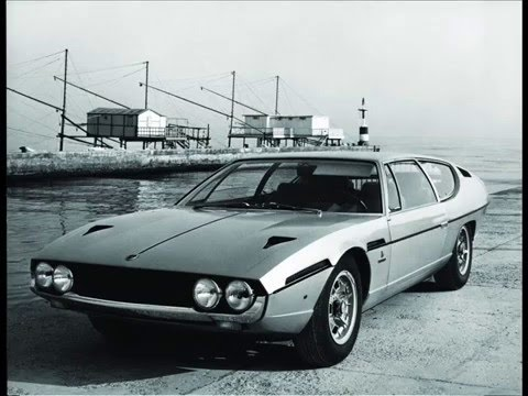 the lamborghini history