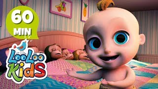 Video Ten in a Bed - Learn English with Songs for Children | LooLoo Kids MP3, 3GP, MP4, WEBM, AVI, FLV Desember 2018