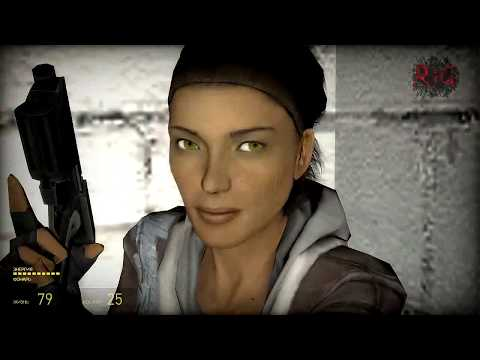 Half-Life 2 Episode One Прохождение с комментариями Часть 5