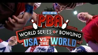 PBA USA vs. The World