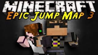 Minecraft: Epic Jump Map 3 FINALE!