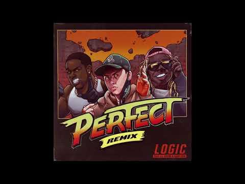Logic - Perfect (Remix) (feat. Lil Wayne & A$AP Ferg) (Official Audio)