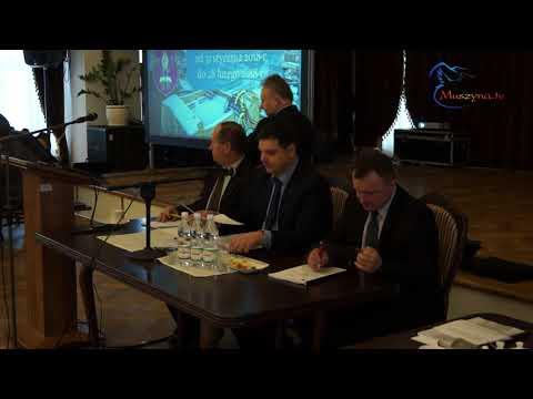 XLVII Sesja Rady Miasta i Gminy Uzdrowiskowej Muszyna