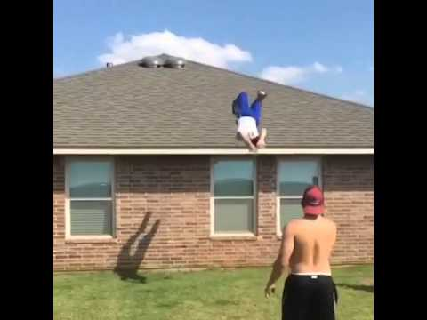 Backflip Catch