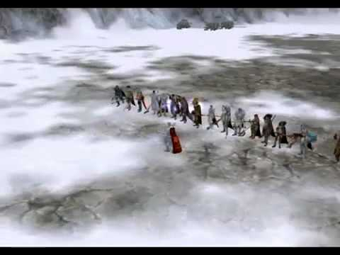 Парад Победы 2010 в игре Rappelz, сервер Сирена (by кузен)