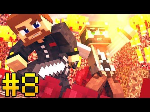 Евгеха и Ачивки 3 #8 - Captive Minecraft 4 - СЕКРЕТНЫЕ АДСКИЕ СПАВНЕРЫ