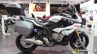 9. 2015 BMW S1200XR - Walkaround - 2014 EICMA Milan Motorcycle Exhibition