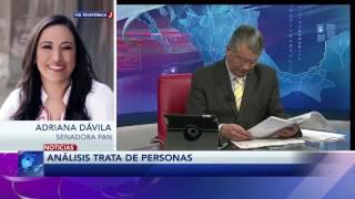 Entrevista con Adriana Dávila Senadora del PAN