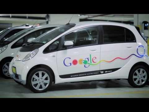 Google Australia Has Gone EV With The Mitsubishi i-MiEV