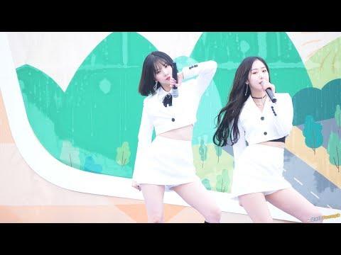 181124 은하 EunHa 여자친구 GFriend '시간을 달려서 Rough' 4K 60P 직캠 @경기평화광장개장식 by DaftTaengk - Thời lượng: 3 phút, 37 giây.