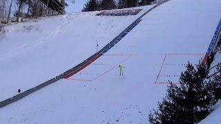 Iron Mountain (MI) United States  city pictures gallery : Long Standing Ski Jumping