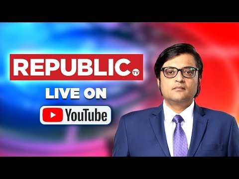 Watch Republic TV Live | English News 24x7 Live | #SmritiOnRepublic