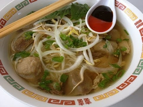 Vietnamese Great Recipe for Making Pho – Especially The Broth