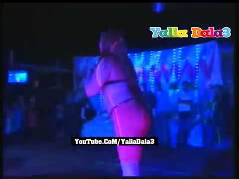 احدث فرح شعبى الراقصة المثيرة الغندورة وصلة رقص شعبى ساخن حصريا 2014   Yalla Dala3 (видео)