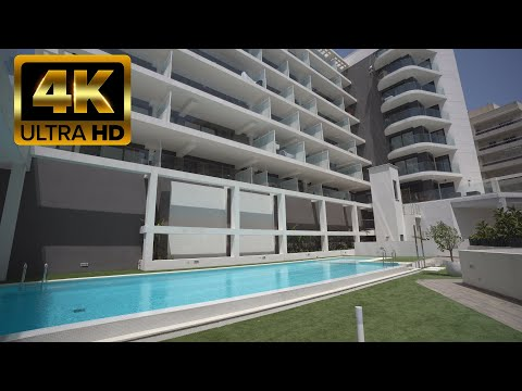 Новостройки у моря на Коста Бланке в Кальпе/Новые квартиры с видом на море в Испании 150 м от моря