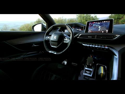 Search result youtube video nouveau peugeot 3008 for Interieur nouveau 3008