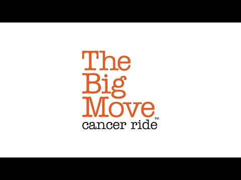 Because You Rode - Big Move Cancer Ride thumbnail