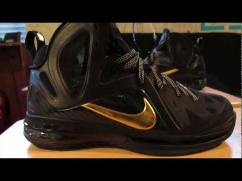cheap for discount 97e8f 53535 Nike Lebron 9 PS Elite