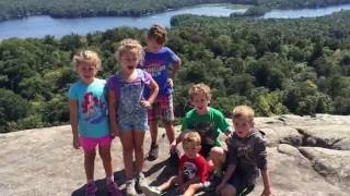 Old Forge (NY) United States  city photos : Kids Hike Bald Mountain!!! Old Forge NY Rondax Rd Fire Tower