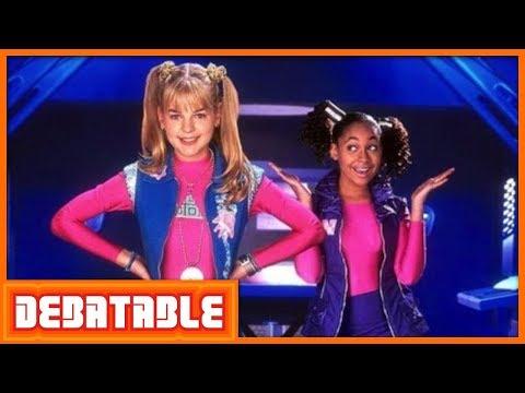 Funny movies - Top 10 Disney Channel Original Movies - Debatable Ep. 5