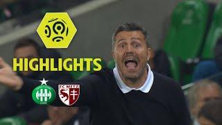 Video AS Saint-Etienne - FC Metz (3-1) - Highlights - (ASSE - FCM) / 2017-18 MP3, 3GP, MP4, WEBM, AVI, FLV Desember 2018
