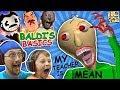 Crazy Spanking Teacher  Baldi 39 S Basics In Education Amp Learning  Fgteev Math Game