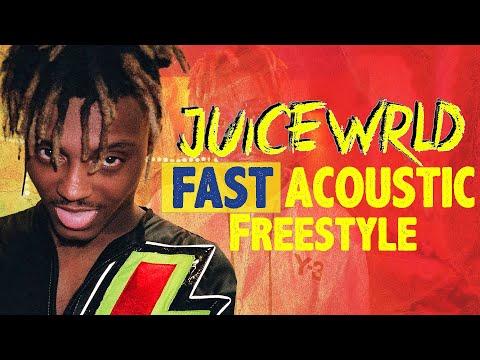 """Juice WRLD: """"Fast"""" acoustic freestyle"""