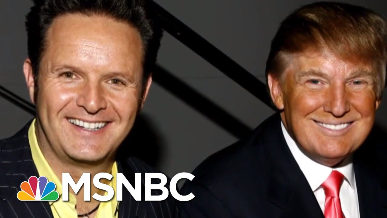 "How ""The Apprentice"" Transformed President Donald Trump | All In | MSNBC"
