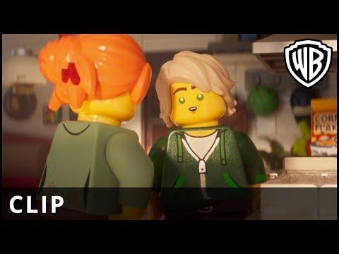The Lego Ninjago Movie (Clip 'The Real You')