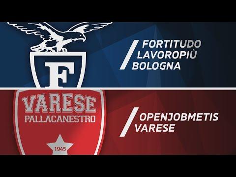 Serie A 2020-21: Fortitudo Bologna-Varese, gli highlights