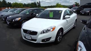 2012 Volvo C70 T5 Walkaround, Overview