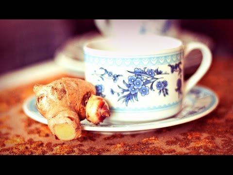 Почки и имбирный чай