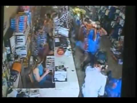 Sequestro em Morada Nova imagens câmeras de segurça