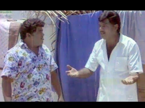 Funny Senthil, Goundamani Comedy – Namma Ooru Poovatha Tamil Movie Scene