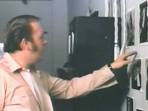 Impersonation Scene - The Projectionist (1971) With Chuck McCann