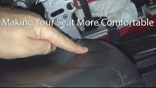 5. How To Make A Motorcycle Seat More Comfortable Inexpensively
