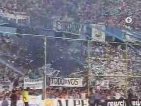 El Aguante Atlético de Rafaela 4 - Ben Hur 1 - La Barra de los Trapos - Atlético de Rafaela