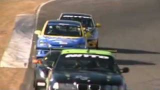 Dan Gardner Takes 1st at Thunderhill in the Jackson Dawson Scion tC