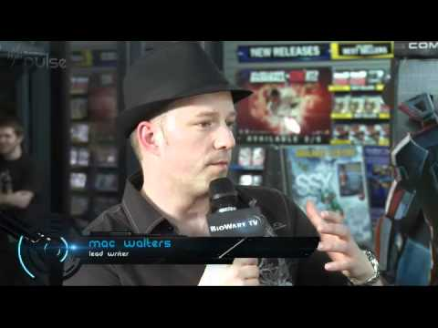 Mass Effect 3 Launch: Mac Walters Interview Video