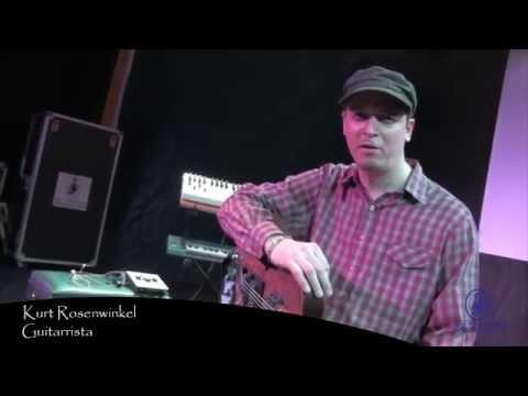 Kurt Rosenwinkel - Guitarra Jazz