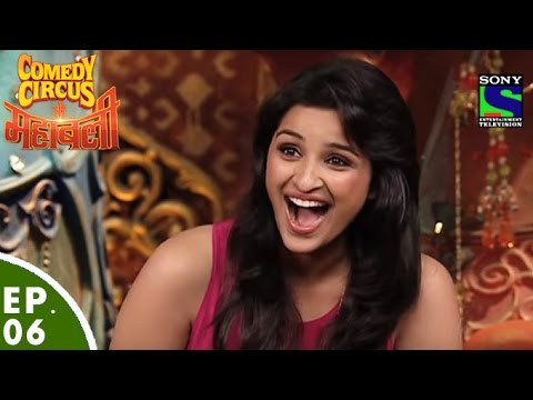 Comedy Circus Ke Mahabali – Episode 6 – Parineeti Chopra in Comedy Circus Ke Mahabali